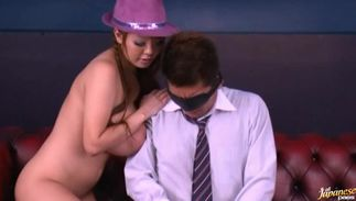 Pungent bombshell Hitomi Tanaka with big tits likes to get fucked in the centre of the day