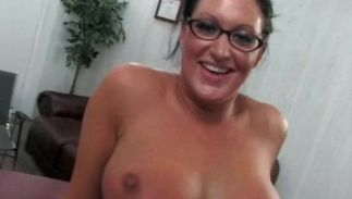 Magical hottie Holly with big natural tits is always ready for some banging